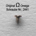 Omega Schraube 2441 Part Nr. Omega 2441
