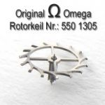 Omega 550-1305, Ankerrad mit Trieb, Omega 550 1305 Cal. 550 551 552 560 561 562 563 564 565 600 601 602 610 611 613 750 751 752