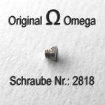 OMEGA 2818 Schraube für Sperrklinkenfeder - Part Nr.:  2818