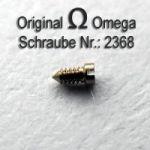 Omega Schraube 2368 Part Nr. Omega 2369