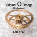 Omega Kleinbodenrad - Doppeltes Kleinbodenrad Part Nr. Omega 470-1240 Cal. 470 471 490 491 500 501 502 503 504 505