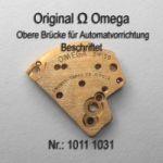 Omega Obere Brücke für Automatvorrichtung Omega 1011-1031 Cal. 1011 1012 1021 1022
