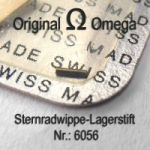 Omega Sternradwippe - Lagerstift, Omega 6056