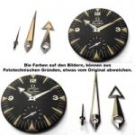 Zeigersatz für Omega Ranchero, Kal. 267 Ref. 2990 - 1 aus Uhrmachernachlaß