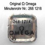 Omega Minutenrohr Höhe 2,55 mm Part Nr. Omega 268-1218 Cal. 268 269
