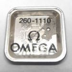 Omega Stellhebelfeder Omega 260-1110 Cal. 30, 30T1, 30T2, 30T2PC, 30T2RG, 260, 261, 262, 265, 266, 280, 281, 283