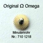 Omega Minutenrohr H0 Höhe 1,85 mm Part Nr. Omega 710-1218 Cal. 710 711 712
