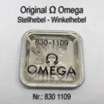 Omega Stellhebel Omega 830-1109 Omega Winkelhebel Cal. 830 auch 38.65 PC
