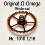 Omega Minutenrad Part Nr. Omega 1010 1216 Cal. 1010 1011 1012 1020 1021 1022 1030 1035