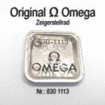 Omega Zeigerstellrad Omega 830-1113 Cal. 830