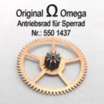 Omega 550 1437 Omega Antriebsrad für Sperrad Cal. 550 551 552 560 561 562 563 564 565 750 751 752
