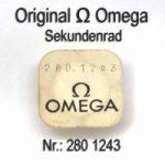 Omega Sekundenrad 280-1243 Omega 280 1243 Cal. 280 (30 SC T2 PC)