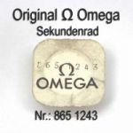 Omega Sekundenrad 865-1243 Omega 865 1243 Cal. 865 910 920