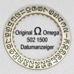 Omega 502-1500, Omega Datumanzeiger 502 1500 Cal. 502 503 504 (01)