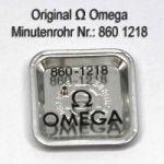 Omega 860-1218 Minutenrohr Omega 860 1218 Cal. 860
