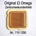 Omega 710-1250 Zentumlsekundentrieb, Omega 710 1250 H0 3,09mm Cal. 710 711 712