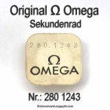 Omega 280 1243 Omega Sekundenrad Cal. 280 (30 SC T2 PC)