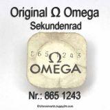 Omega 865 1243 Omega Sekundenrad Cal. 865 910 920
