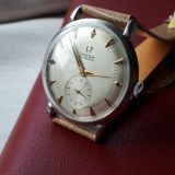 Omega RARE BUMPER AUTOMATIC 2398-1 BY 1947 CAL 332