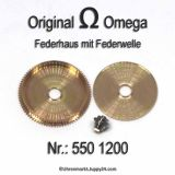 Omega Federhaus Omega 550-1200 Cal. 550 551 552 560 561 562 563 564 565 750 751 752