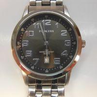 Foxess Herren Armbanduhr mit Edelstahlarmband