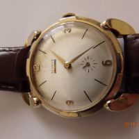 Vintage Benrus, 10k vergoldet