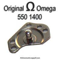 Omega Rotorachse Part Nr. Omega 550-1400 Cal. 550 551 552 560 561 562 563 564 565 750 751 752
