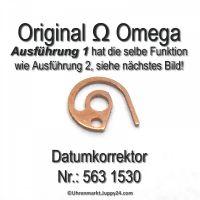Omega Datumkorrektor Part Nr. Omega 563-1530 Cal. 563 564 565 750 751 752
