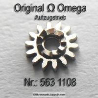 Omega Aufzugstrieb Part Nr. Omega 563-1108 Cal. 563 564 565 750 751 752