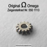 Omega Zeigerstellrad Part Nr. Omega 550-1113 Cal.  550 551 552 560 561 562 563 564 565 750 751 752