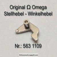 Omega Stellhebel Omega 563-1109 Omega Winkelhebel Cal. 563 564 565 750 751 752
