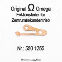 Omega 550-1255 Friktionsfeder für Zentrumsekundentrieb Omega 550 1255 Cal. 550 551 552 560 561 562 563 564 565 750 751 752