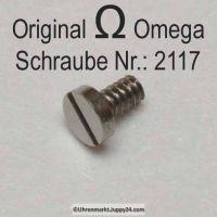 Omega Schraube 2117 Part Nr. Omega 2117