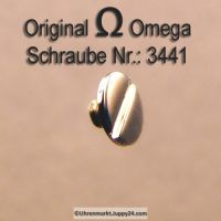 Omega Schraube 3441 Part Nr. Omega 3441