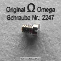 Omega Schraube 2247 Part Nr. Omega 2247