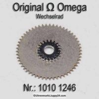 Omega Wechselrad 1010-1246 Omega 1010 1246 Cal. 1010 1011 1012 1020 1022 1030 1035