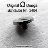 Omega Schraube 3404 Part Nr. Omega 3404
