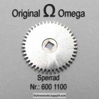 Omega Sperrad Part Nr. Omega 600-1100 Cal. 600 601 602 610 611 613