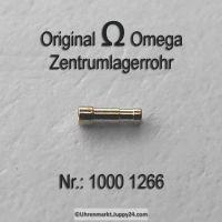 Omega 1000-1266 Zentrumlagerrohr Omega 1000 1266 Cal. 1000 1001 1002 1010 1011 1012 1020 1021 1022 1030 1035