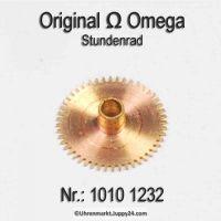 Omega Stundenrad 1010-1232 H1 1,52mm Omega 1010 1232 Cal. 1010 1011 1012 1030 1035