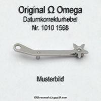 Omega Datumkorrekturhebel, Korrekturhebel Neuware Part Nr. Omega 1010-1568 Cal. 1010 1011 1012 1030 1035
