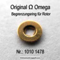Omega Begrenzungsring für Rotor Part Nr. Omega 1010-1478 Cal. 1010 1011 1012 1020 1021 1022