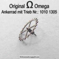 Omega 1010-1305, Ankerrad, Omega 1010 1305 Cal. 1010 1011 1012 1020 1021 1022 1030 1035