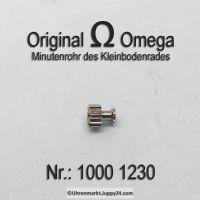 Omega Minutenrohr des Kleinbodenrades 1000-1230 Omega 1000 1230 Cal. 1000 1001 1002 1010 1011 1012 1020 1021 1022 1030 1035