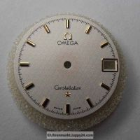 Nr.3 Original Omega Constellation Zifferblatt NOS mit Originalverpackung. Part Nr.: TT 2666/056 Cal. 1432 Kostenloser Versand!
