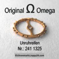 Omega 241-1325 Omega Unruhreifen Omega Unruh 241 1325, Cal 241 242 243 244