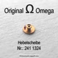 Omega Hebelscheibe Omega 241-1324 mit Hebelstein Cal 241 242 243 244