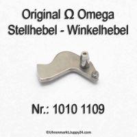 Omega Stellhebel Omega 1010-1109 Omega Winkelhebel Cal. 1010 1011 1012 1020 1021 1022 1030 1035
