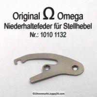 Omega Niederhaltefeder für Stellhebel Omega 1010-1132 Cal. 1010 1011 1012 1020 1021 1022 1030