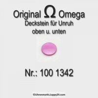 Omega 100-1342 Deckstein für Incabloc oben und unten Omega 100 1342 Cal. 100 und 252 bis 285 und 330 bis 355 und 480 481 482 550 bis 565